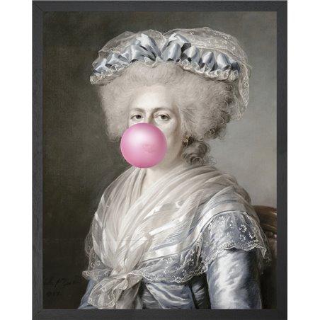 Bubblegum Portrait - 4