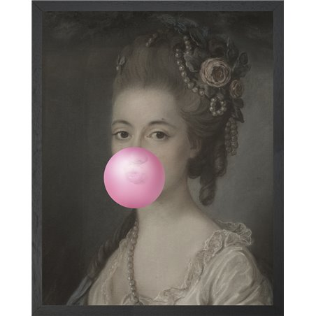 Bubblegum Portrait - 5