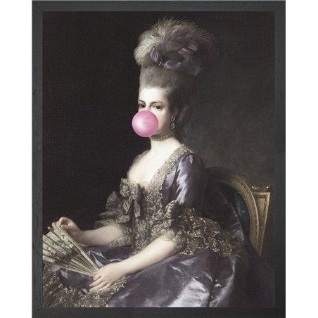 Bubblegum Portrait - 6