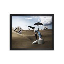 Pray For Rain Canvas