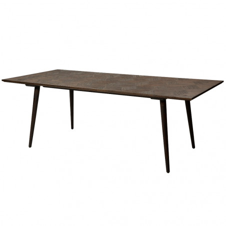 Dan-Form Diamond Dining Table 220 cm Reclaimed Elm