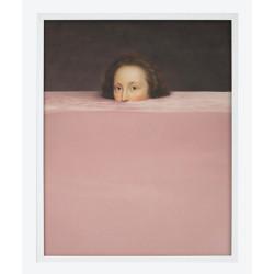 Mineheart Submerged 4 Canvas Pink Pastel