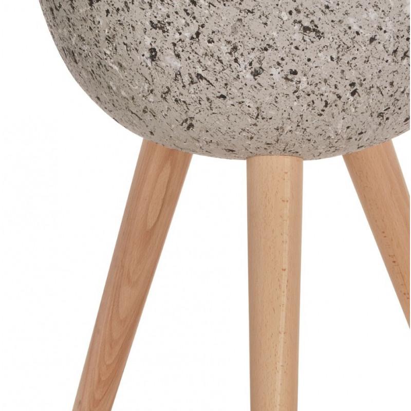 Grey Speckled Planter Medium