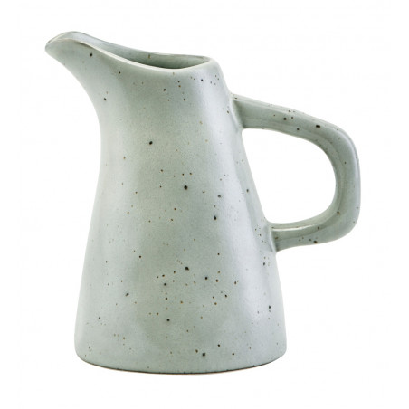 House Doctor Rustic Jug Blue Grey | Small 11.8cm