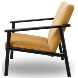 Liang & Eimil Ingmar Occasional Chair Calder Sahara Velvet