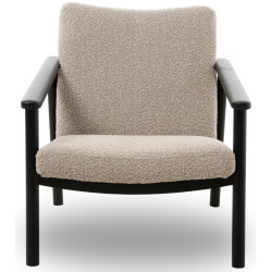 Liang & Eimil Ingmar Occasional Chair Boucle Taupe