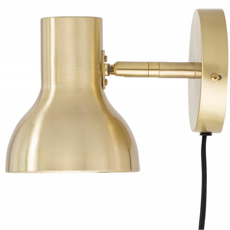 Bloomingville Wall Lamp in Brass