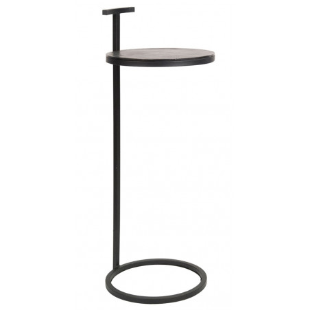 Dome Deco End Table Aluminium