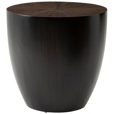 Lagoon Collection Rubber Wood Side Table