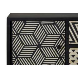 Lagoon Collection Boho Monochrome Cabinet