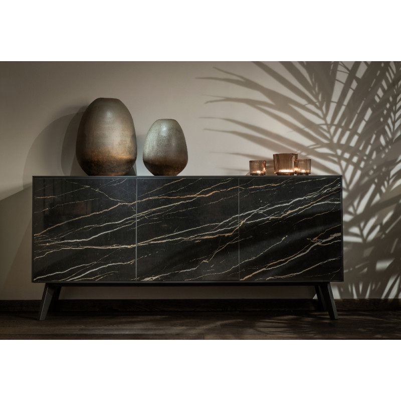 Dome Deco Gerona Sideboard Thundernight Ceram Front