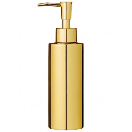 Bloomingville Stainless Steel Soap Dispenser Gold