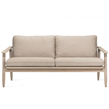 Vincent Sheppard David Teak Outdoor Lounge Sofa
