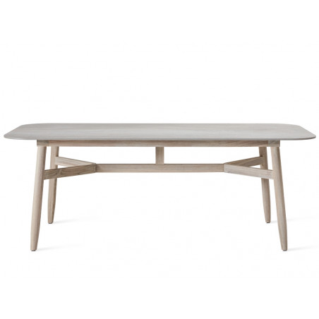 Vincent Sheppard David Dining Table Teak Ceramic 210 CM