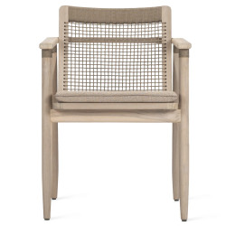 Vincent Sheppard David Dining Chair Teak Rope