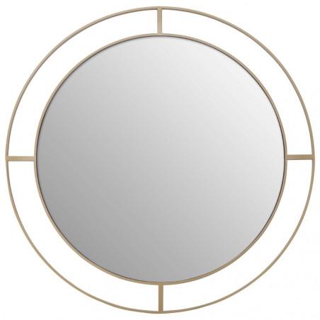 copy of Warehouse Window Circular Mirror