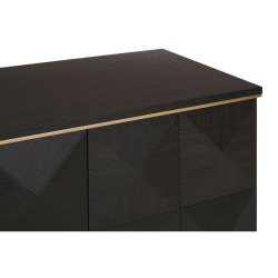 Noir Diamond Sideboard