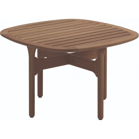 Gloster Bay Side Table | Natural Teak