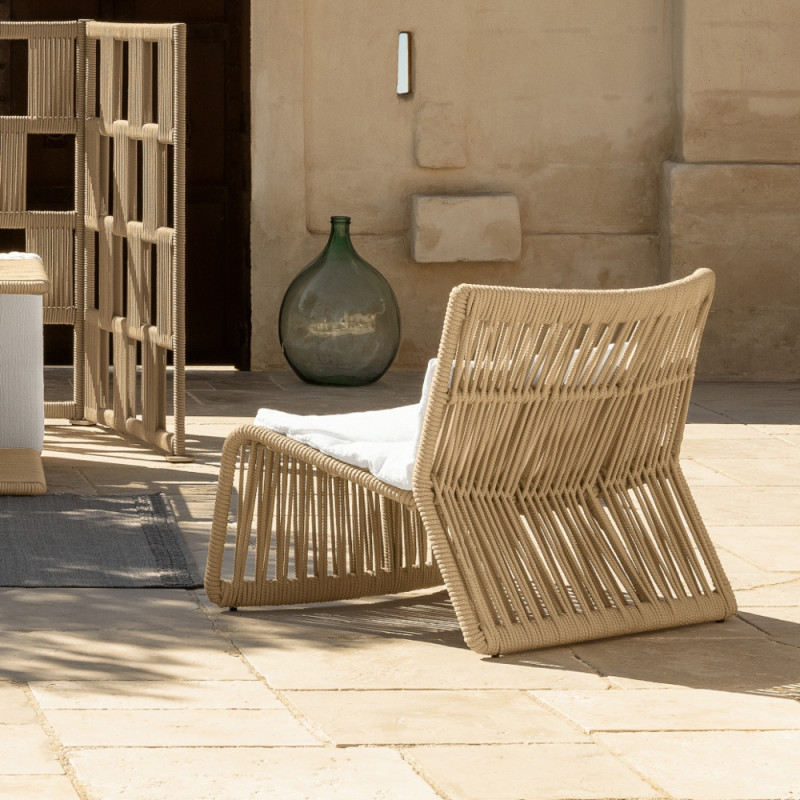 Talenti Cliff Outdoor Lounge Chair