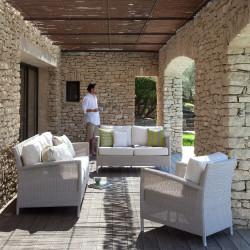 Vincent Sheppard Safi 2 Seater Garden Lounge Sofa