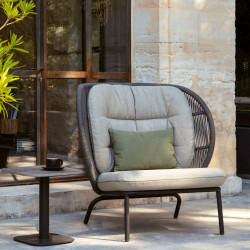 Vincent Sheppard Kodo Cocoon Chair Seat and Back Cushion