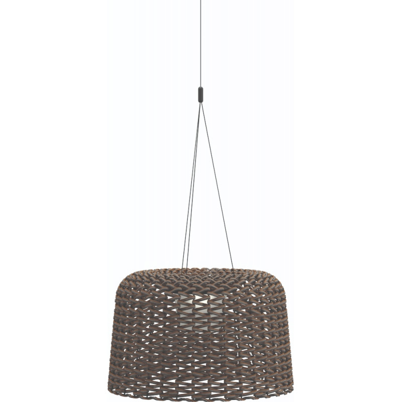 Gloster Ambient Mesh Large Pendant Lamp Carob