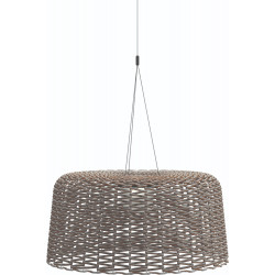 Gloster Ambient Mesh Extra Large Pendant Lamp Sorrel