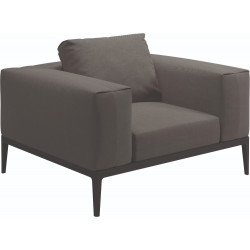 Gloster Grid Lounge Lounge Chair
