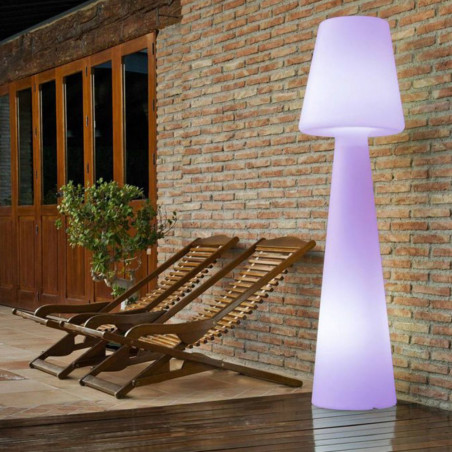 Newgarden Lola 165 Outdoor Battery Floor Lamp | Colour Changing