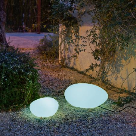 Newgarden Petra 40 Solar + Rechargeable Lamp