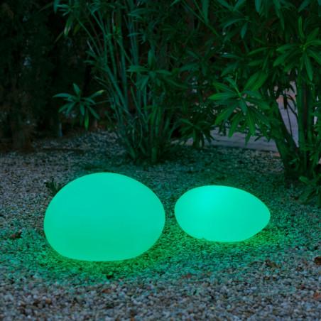 Newgarden Petra 60 Solar + Rechargeable Lamp