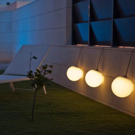 Newgarden Norai Outdoor Portable Pendant Lamp Beige