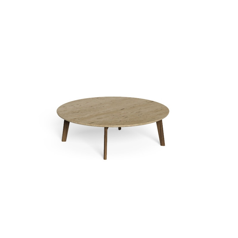 Talenti Cleo Teak Round Coffee Table