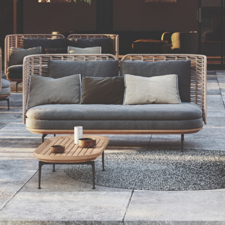 Gloster Mistral Outdoor Sofa