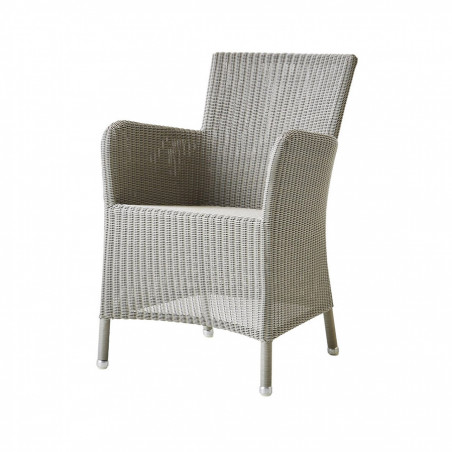 Cane-Line Hampsted Weave Chair - Taupe