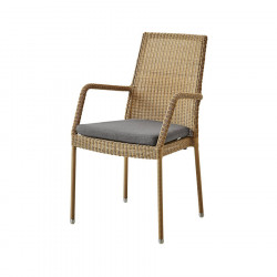 Cane-Line Newman Stackable Weave Armchair - Natural