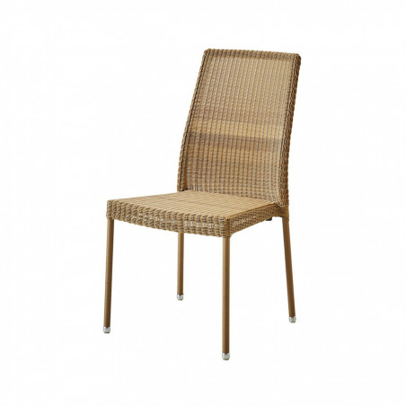 Cane-Line Newman Stackable Weave Chair - Natural