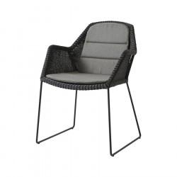 Cane-Line Breeze Weave Chair - Black