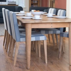 St. Mawes Teak Dining Table