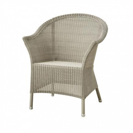 Cane-Line Lansing Weave Chair - Taupe