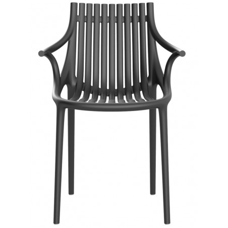 Vondom Ibiza Dining Armchair | Open Arms | Set of 4 | Stackable