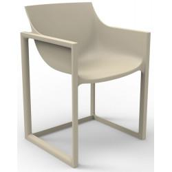 Vondom Wall Street Dining Chair Basic