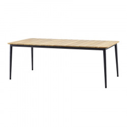 Cane-Line Core Outdoor Dining Table 210 X 100cm