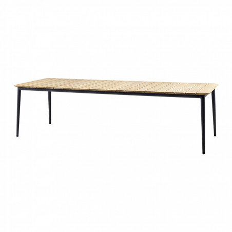 Cane-Line Core Outdoor Dining Table 274 X 100cm