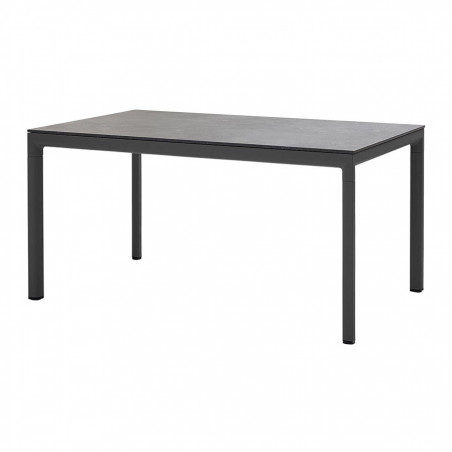 Cane-Line Drop Outdoor Dining Table 150 X 90cm