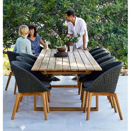 Cane-Line Endless Table, 332X100cm
