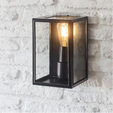 Garden Trading Belgrave Outdoor Lantern | Carbon