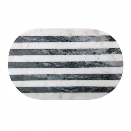 Bloomingville Rosario Marble Cutting Board - White