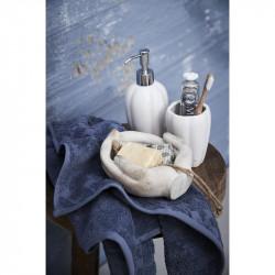 Lene Bjerre Laurie Towel Maritime Blue 100 X 50cm