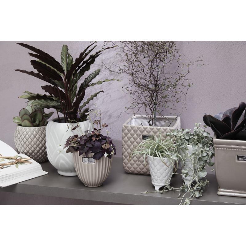 Lene Bjerre Portia Ceramics Flower Pot 18 X 19cm